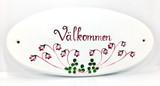 Linnea Flower Folk Art Design