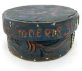 Norwegian Jewelry Box