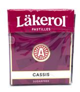 Läkerol Cassis Pastilles