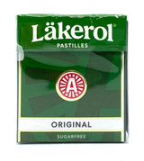 Läckerol Original Herb Menthol Pastilles