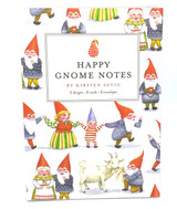 Happy Gnome Notes Notecards