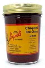Koepsel's Chopped Cherry Jam