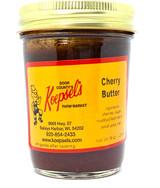 Door County Cherry Butter