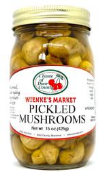 Wienke's Pickled Mushrooms