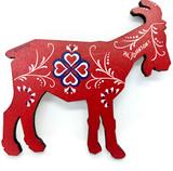 Al Johnson's Norway Red Goat Magnet