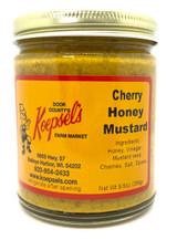 Koepsel's Cherry Honey Mustard