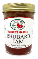 Weinke's Market Rhubarb Jam