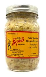 Koepsel's Door County Caraway Sauerkraut