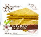 Mother Rucker's Almond Cookie Brittle
