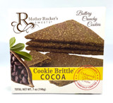 Mother Ruckers Chocolate Cookie Brittle