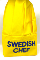 Swedish Chef Hat Yellow
