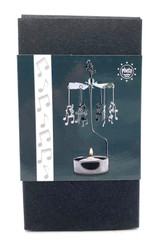 Musical Note Rotary Candle Holder