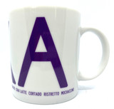 Fika Coffee Mug (purple)