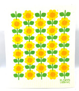 Sunflower Swedish Dishcloth
