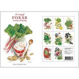 Forår Danish Art Notecards