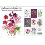 Sommerblomster Danish Art Notecards