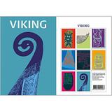 Viking Danish Art Notecards