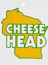 Cheese Head Swedish Dishcloth