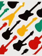 Guitar Swedish Dishcloth