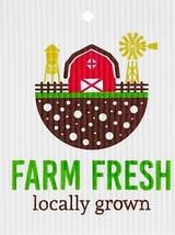 Farm Fresh Swedish Dishcloth