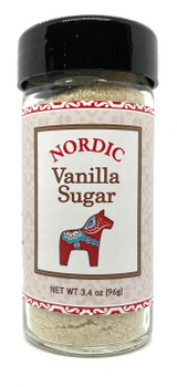 Nordic Vanilla Sugar