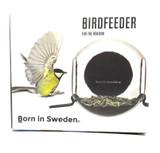 Swedish Window Bird Feeder