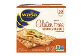 Gluten Free Wasa Thins Sesame & Sea Salt Crackers