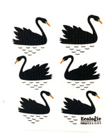 Black Swan Swedish Dishcloth