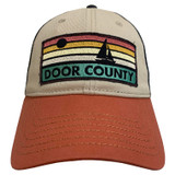 Door County Sunset Hat