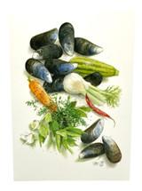 Mussels Card