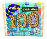 Wasa Thin Rye Crispbread
