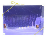 Lucia Procession Notecards