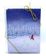 God Jul Notecards