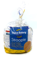 Dutch Bakery Stroopie Syrup Waffles