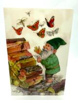 Gnome Woodsman Notecards