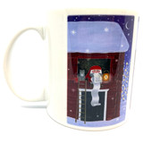 Christmas List Tomte Mug
