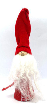 Taller Hat Tomte withScarf