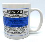 Finnish Words Coffee Mug