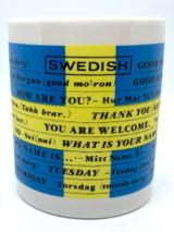 Swedish Words Coffee Mug