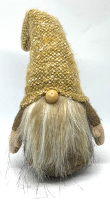 Long Beard Beige Hat Tomten