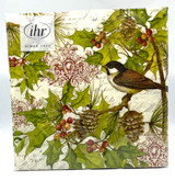 Chickadee Dinner Napkin