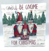 Gnome For Christmas Dinner Napkin