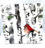 Bird In Birch Dinner Napkin