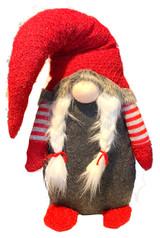Lucy Santa Elf Gnome