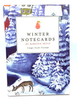Winter Notecards