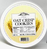 Nyåkers Oat Crisp Cookies