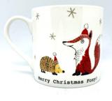 Merry Christmas Foxy side.