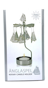 Sailboat Rotary Candle Holder