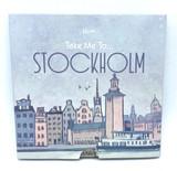 Take Me To Stockholm Eyeshadow Palette