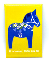 Dala Horse Magnet